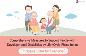 "Comprehensive Measures to Support People with Developmental Disabilities by Life-Cycle Phase for an ""Inclusive State for Everyone"""